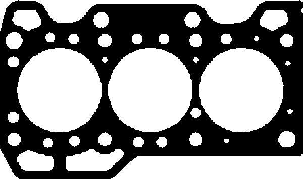 tecdoc - Corteco Guarnizione, Testata 414017P