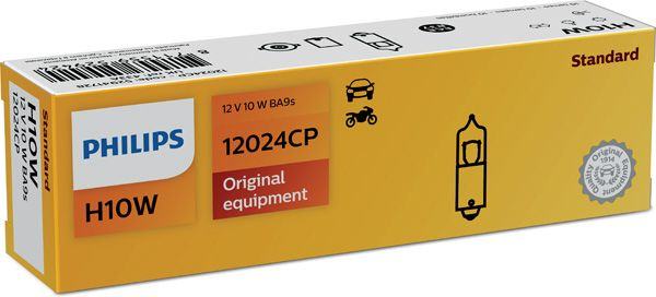 tecdoc - Philips Lampadina 12024Cp